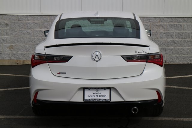 New 2019 Acura ILX TECH and A-SPEC Packages