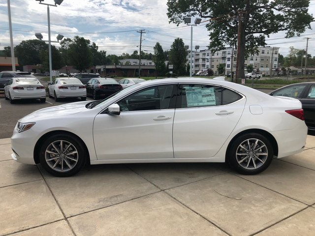 New 2020 Acura TLX 2.4L