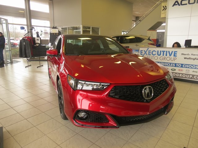 New 2020 Acura TLX 3.5L PMC Edition