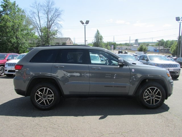 Certified Pre-Owned 2019 Jeep Grand Cherokee Trailhawk