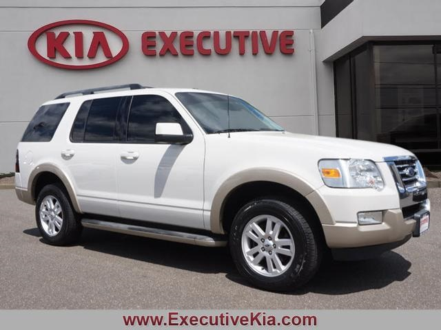 2010 Ford Explorer For Sale >> Pre Owned 2010 Ford Explorer Eddie Bauer 4d Sport Utility Pt2961