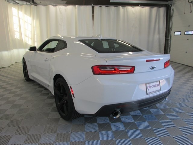 Certified Pre-Owned 2018 Chevrolet Camaro 2LT