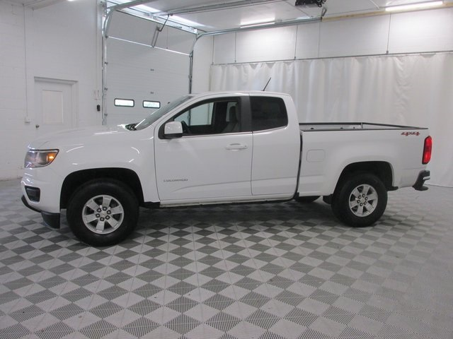 Certified Pre-Owned 2016 Chevrolet Colorado Work Truck