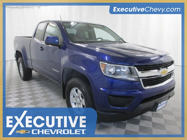 Certified Pre Owned 2016 Chevrolet Colorado Work Truck 4wd