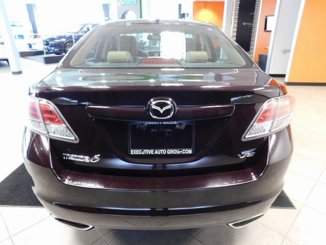 Pre-Owned 2009 Mazda6 s Grand Touring