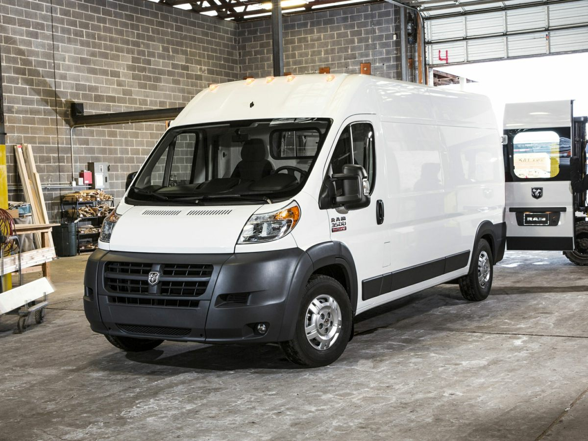 Pre Owned 2017 Ram Promaster 3500 High Roof