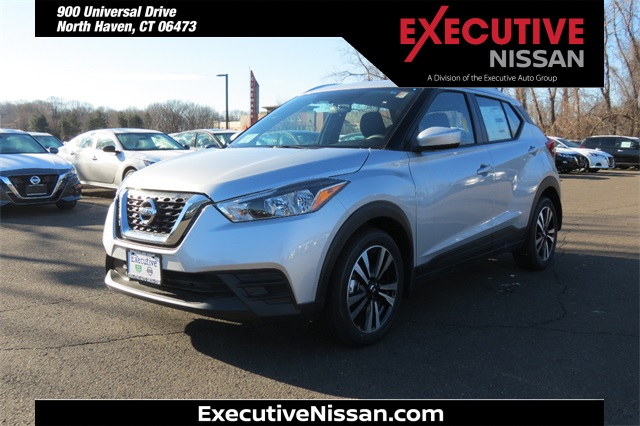 New 2018 Nissan Kicks Sv 4d Sport Utility 181350 Executive Auto Group