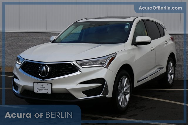New 2019 Acura Rdx Base 4d Sport Utility 19260 Executive Auto Group