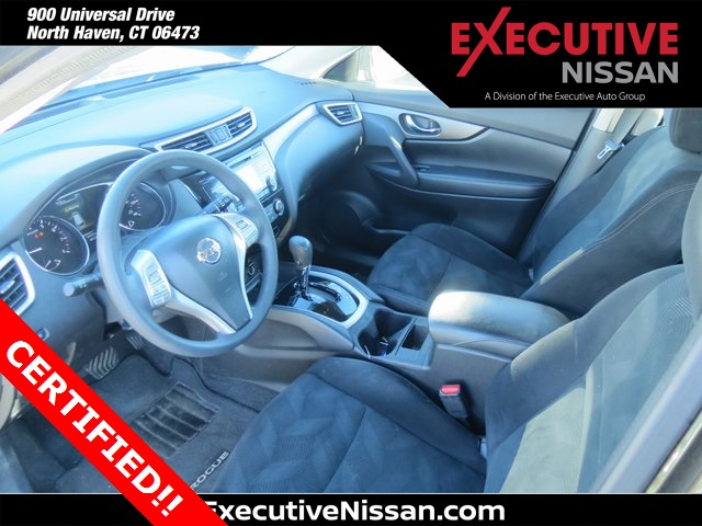Certified Pre-Owned 2014 Nissan Rogue S