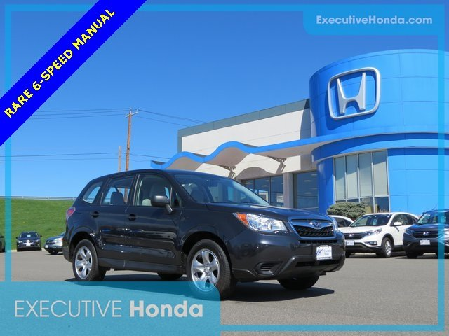 Pre Owned 2016 Subaru Forester 2 5i