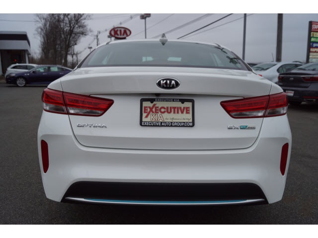 New 2018 Kia Optima Plug-In Hybrid EX
