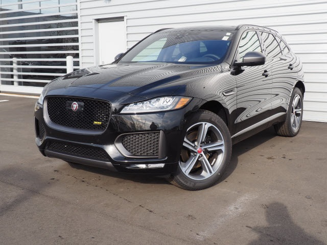 New 2020 Jaguar F-PACE 25t Checkered Flag