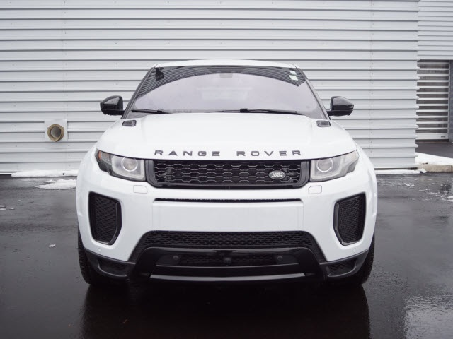 New 2018 Land Rover Range Rover Evoque HSE Dynamic