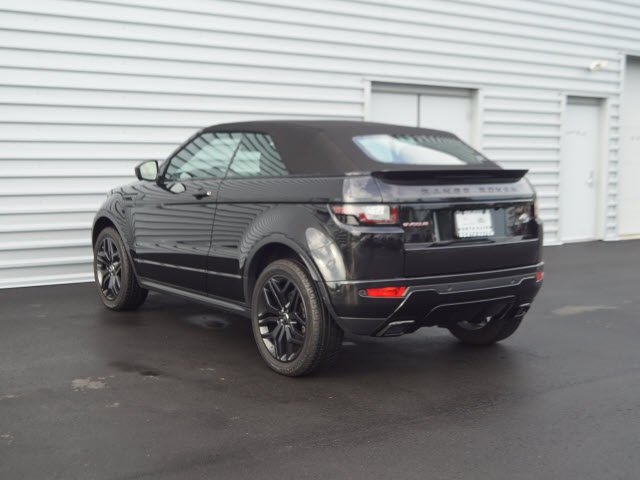 Certified Pre-Owned 2018 Land Rover Range Rover Evoque HSE Dynamic