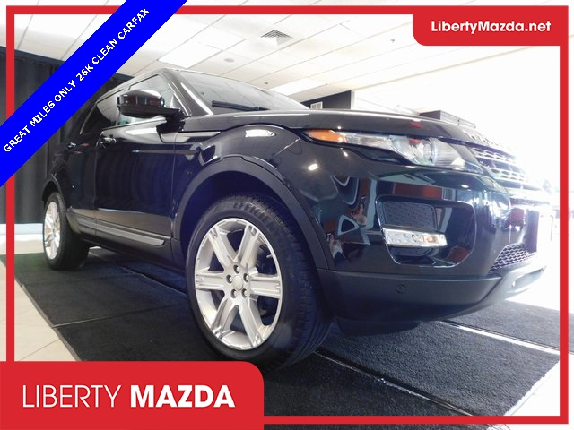 Pre Owned 2015 Land Rover Range Rover Evoque Pure 4d Sport Utility