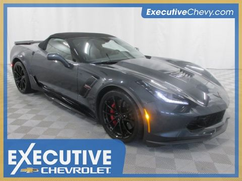 Certified Pre-Owned 2019 Chevrolet Corvette Grand Sport