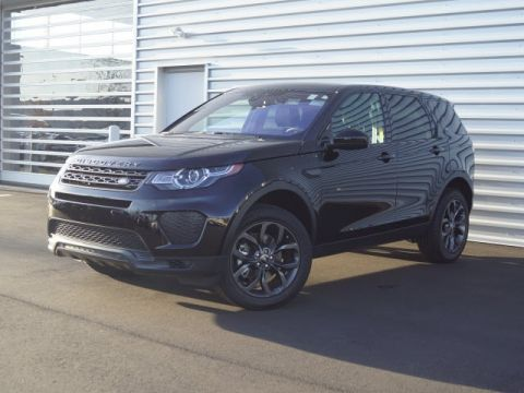 Pre-Owned 2019 Land Rover Discovery Sport Landmark Edition
